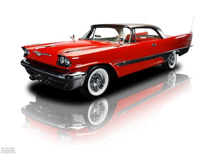 For Sale 1957 DeSoto Fireflite