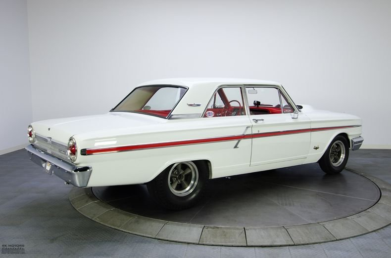 132280 1964 Ford Fairlane RK Motors Classic Cars for Sale