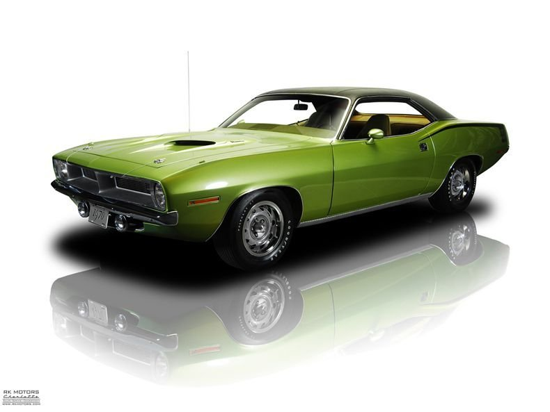 1970 plymouth cuda gran coupe
