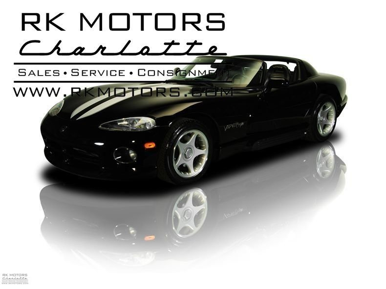 For Sale 1996 Dodge Viper