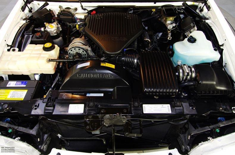 132308 1996 Chevrolet Caprice RK Motors Classic Cars for Sale
