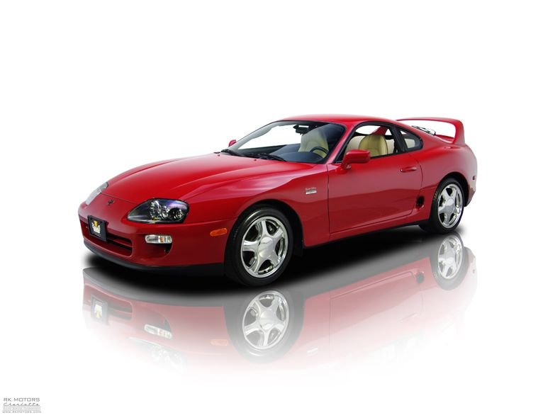 For Sale 1997 Toyota Supra