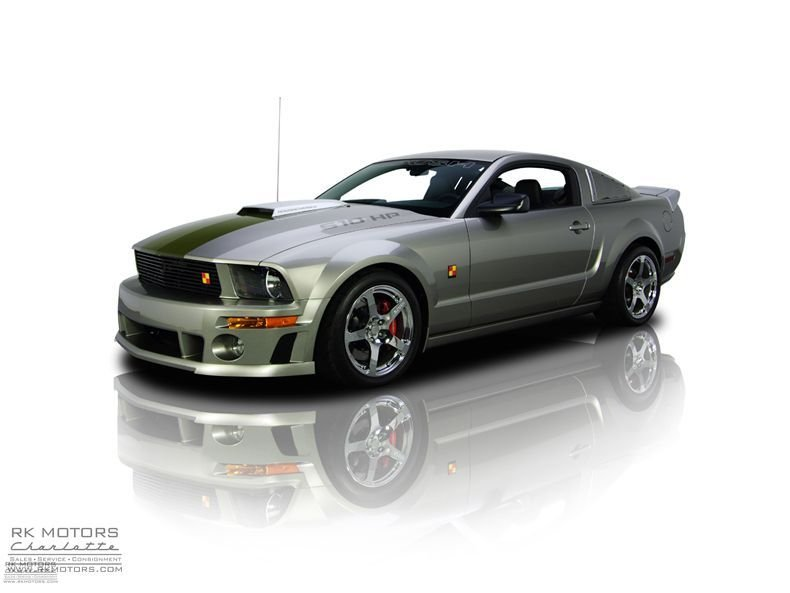 2008 ford mustang p 51a