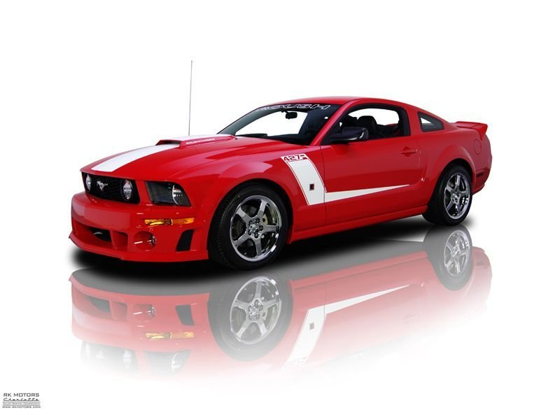 2008 ford mustang 427r