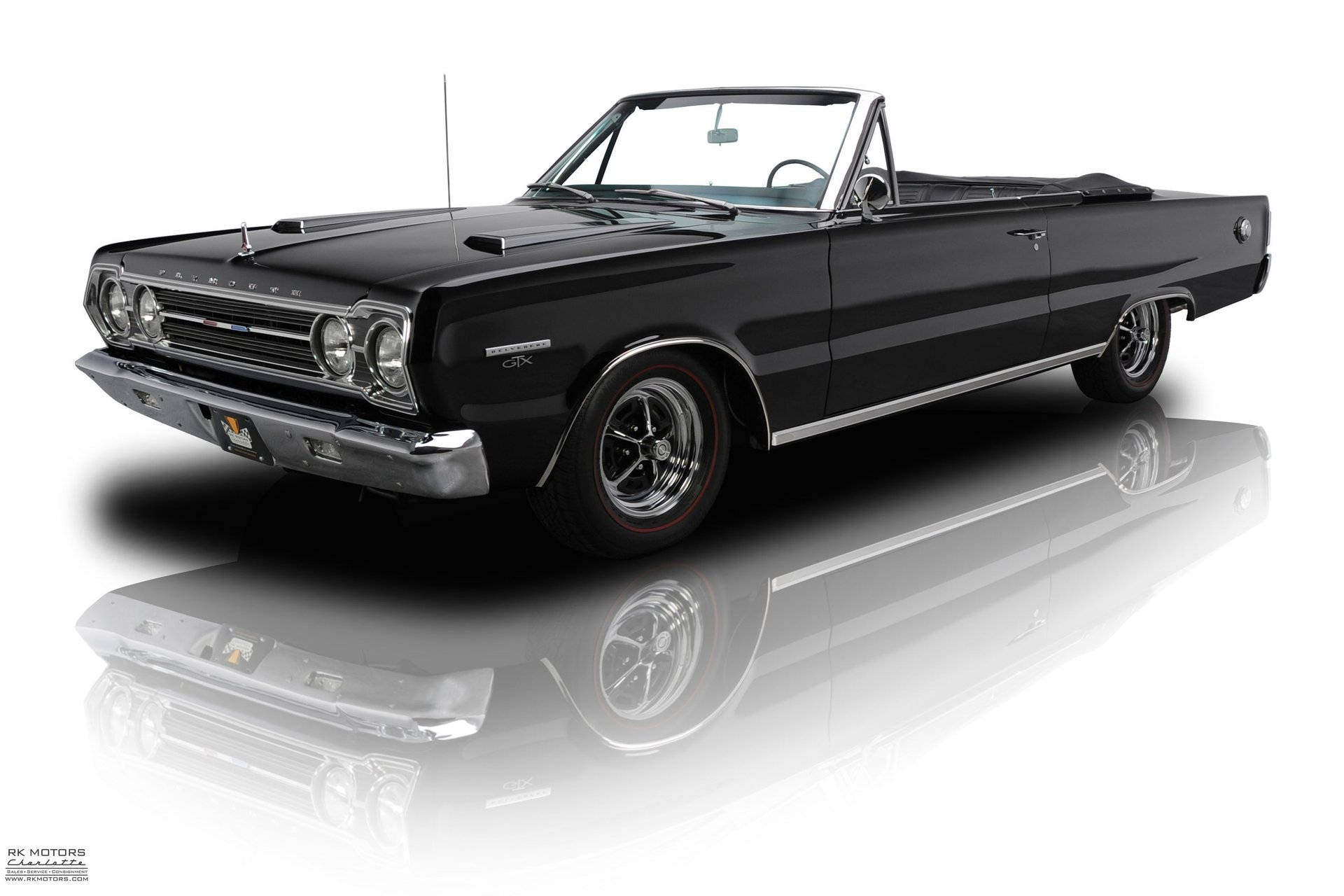 132354 1967 Plymouth Belvedere RK Motors Classic Cars for Sale