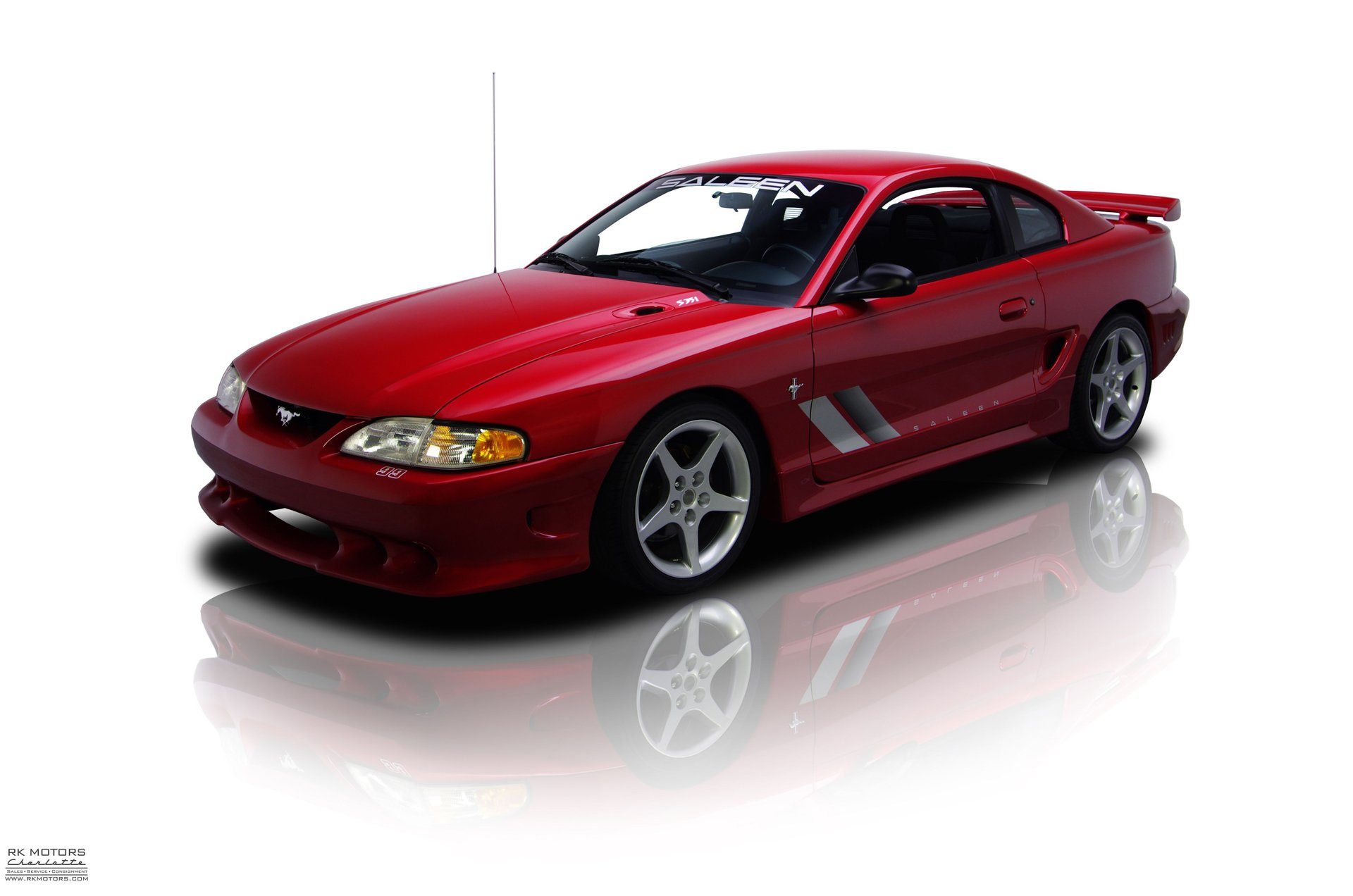 1995 ford mustang s351