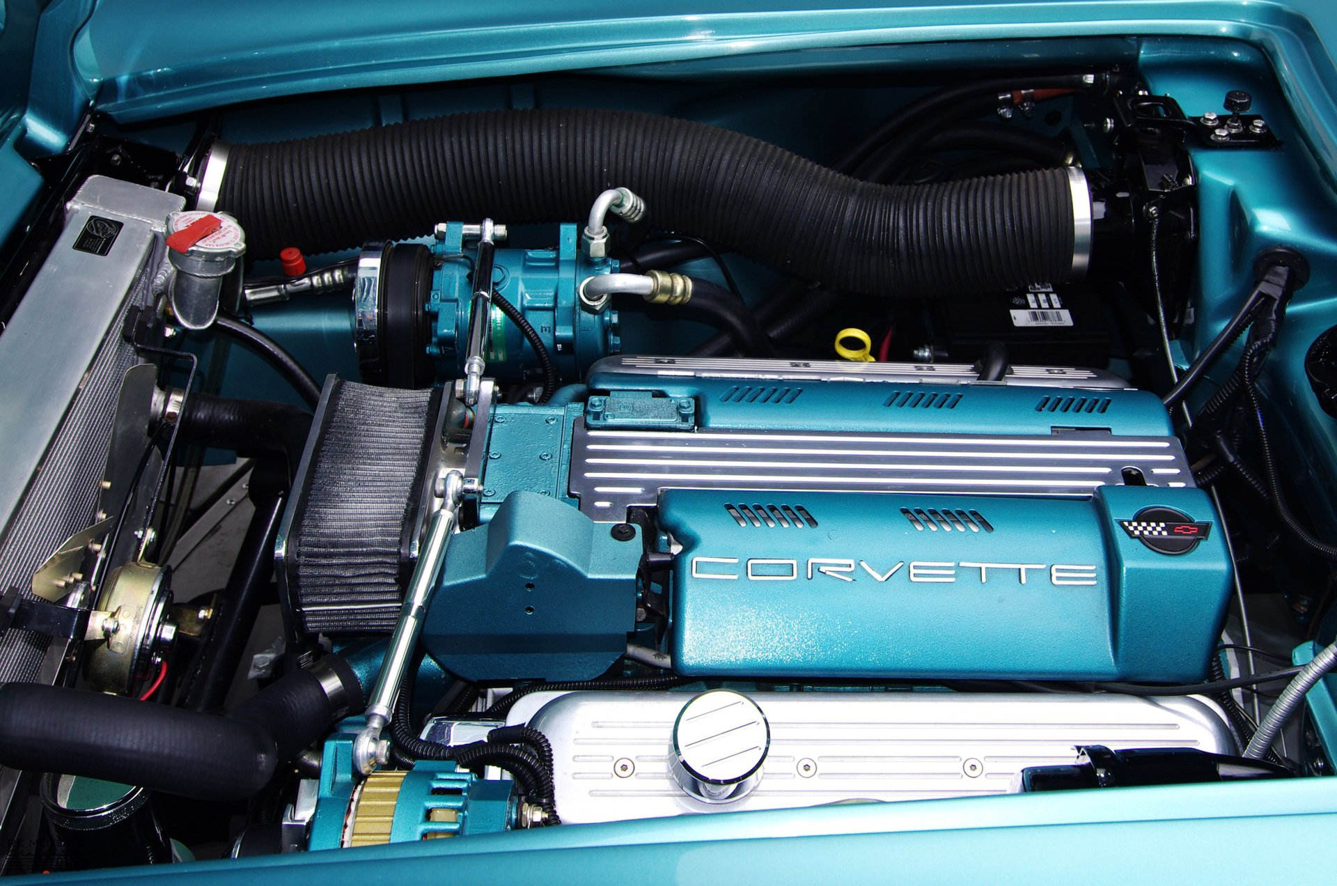 132500 1958 Chevrolet Corvette RK Motors Classic Cars for Sale