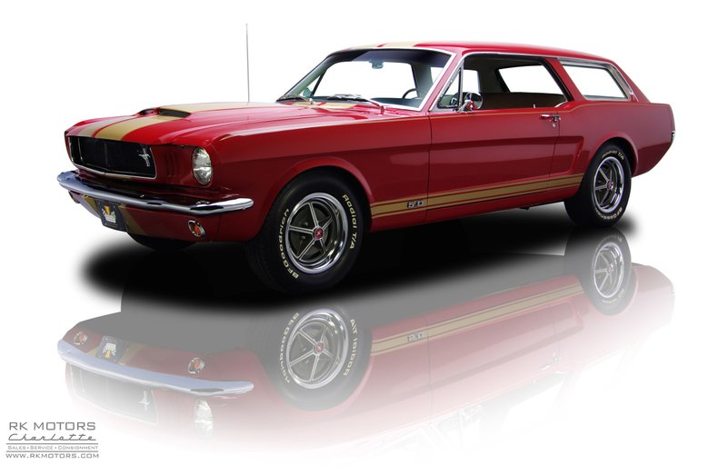 132351 1965 Ford Mustang Rk Motors Classic Cars For Sale