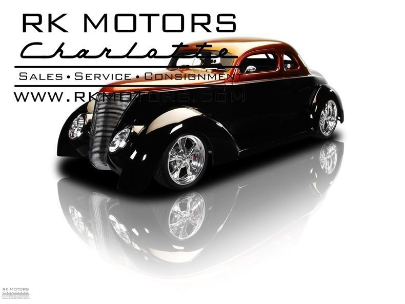 For Sale 1937 Ford 5-Window