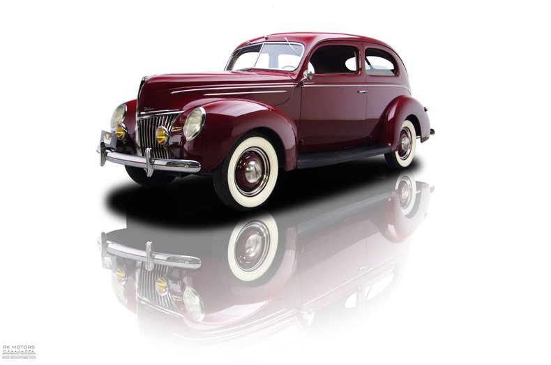 For Sale 1939 Ford Sedan