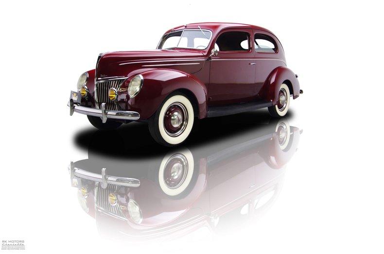 For Sale 1939 Ford Sedan