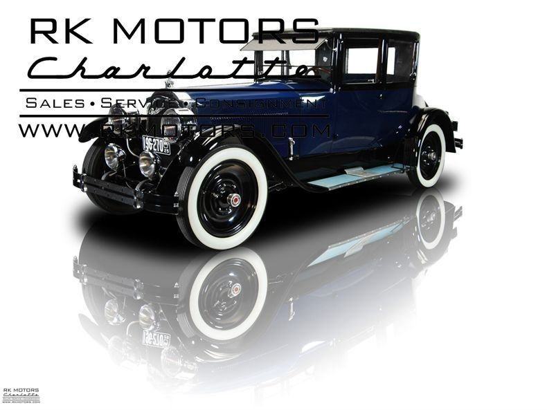 For Sale 1925 Packard 2-36 Coupe