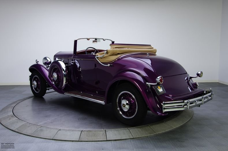 132334 1931 REO Royale RK Motors Classic Cars for Sale