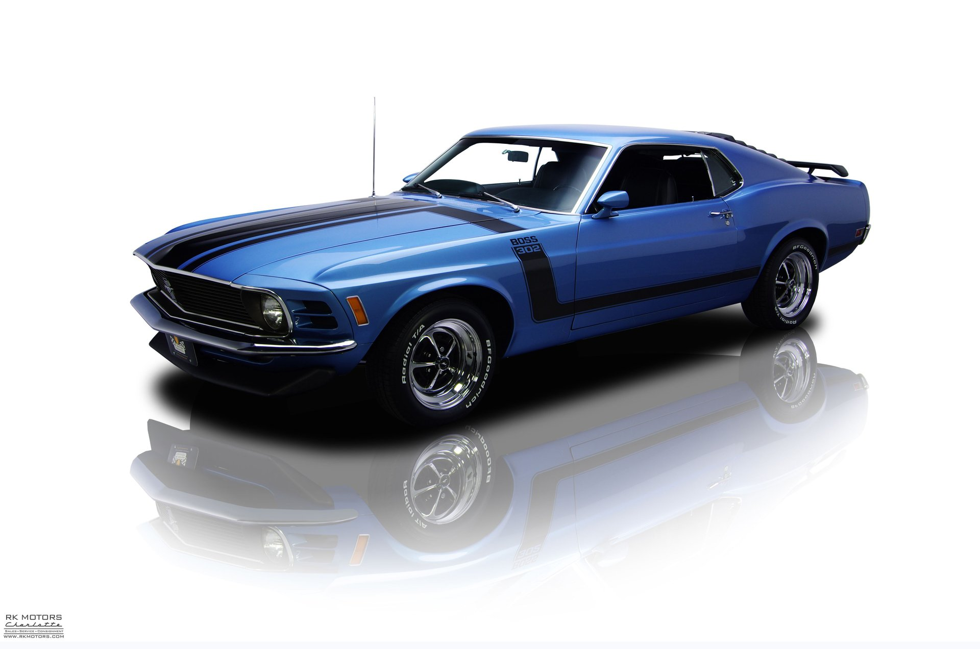 1970 ford mustang boss 302