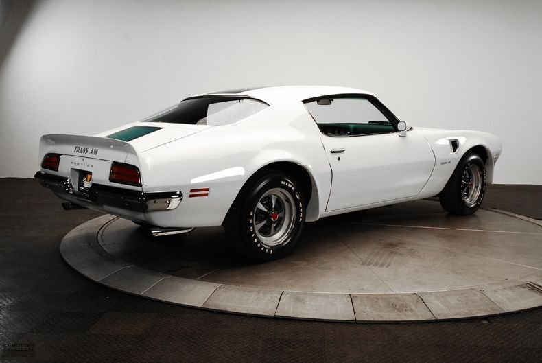 132152 1970 1/2 Pontiac Firebird RK Motors Classic Cars for Sale