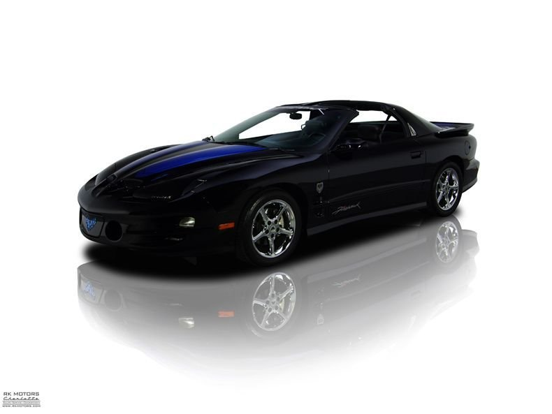 For Sale 2002 Pontiac Firebird
