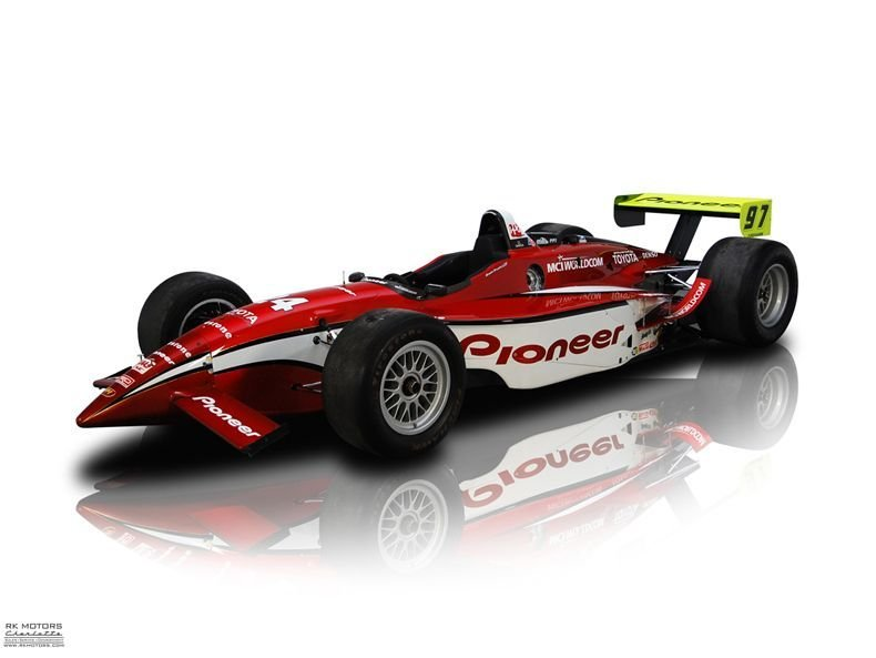 1999 toyota pioneer mci worldcom champ car no 24