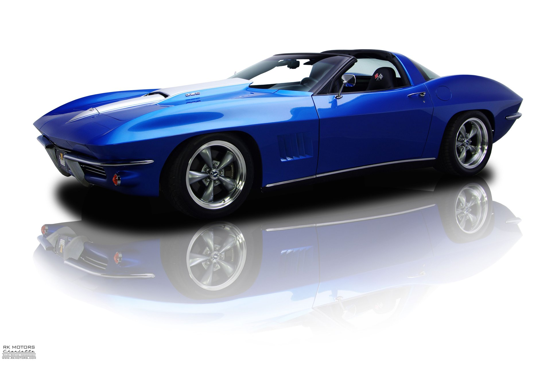 2003 chevrolet corvette sting ray