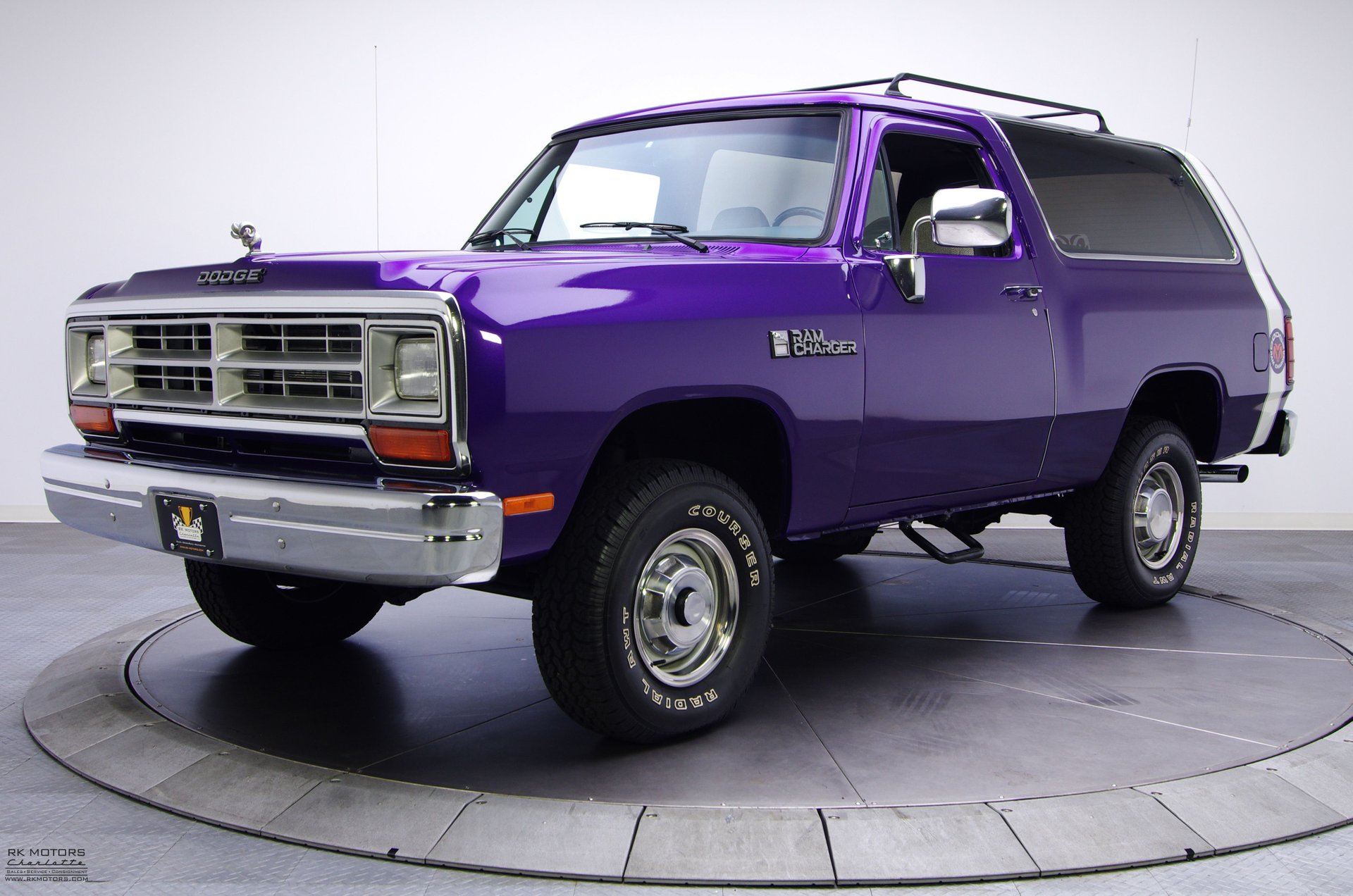 132508 1990 Dodge Ramcharger Rk Motors Classic Cars And Muscle Cars For Sale