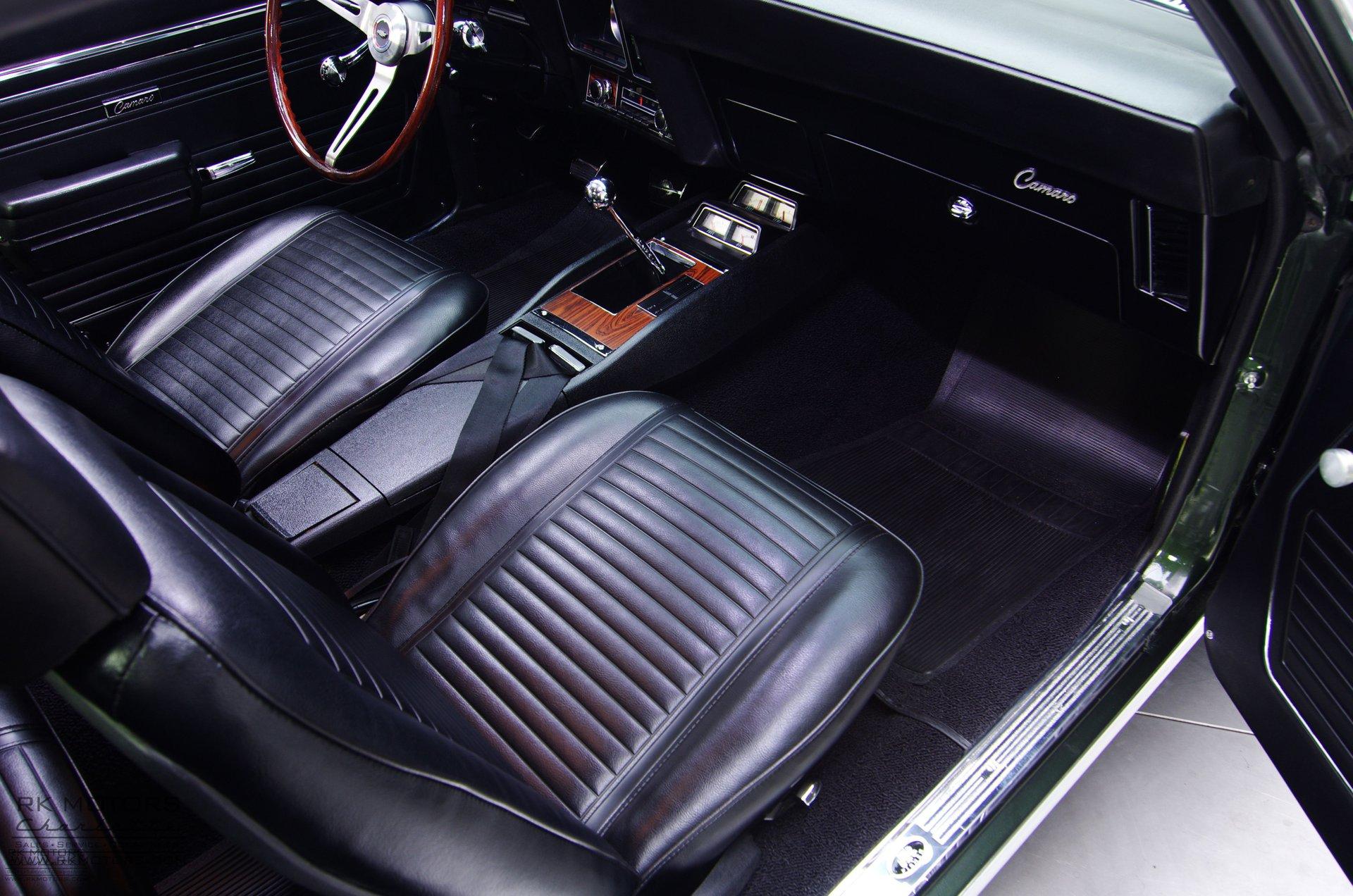 132516 1969 Chevrolet Camaro RK Motors Classic Cars for Sale