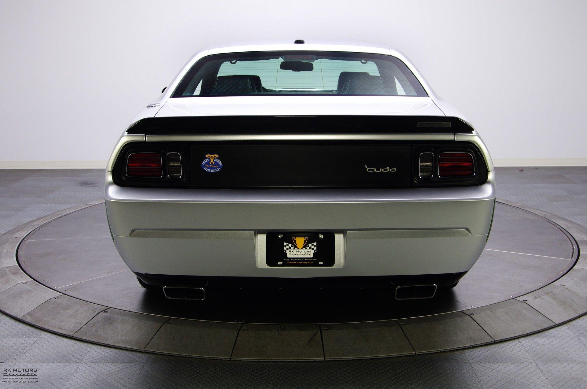 132524 2009 Dodge Challenger RK Motors Classic Cars for Sale