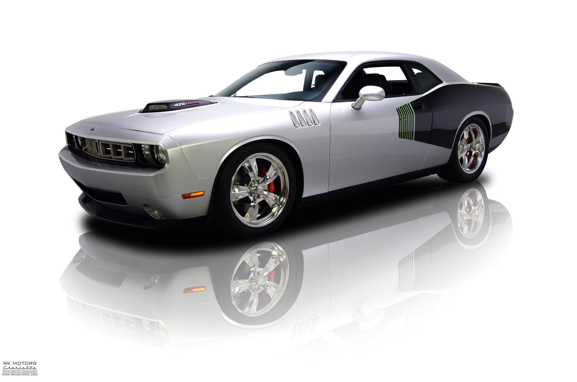 132524 2009 Dodge Challenger Rk Motors Classic Cars For Sale
