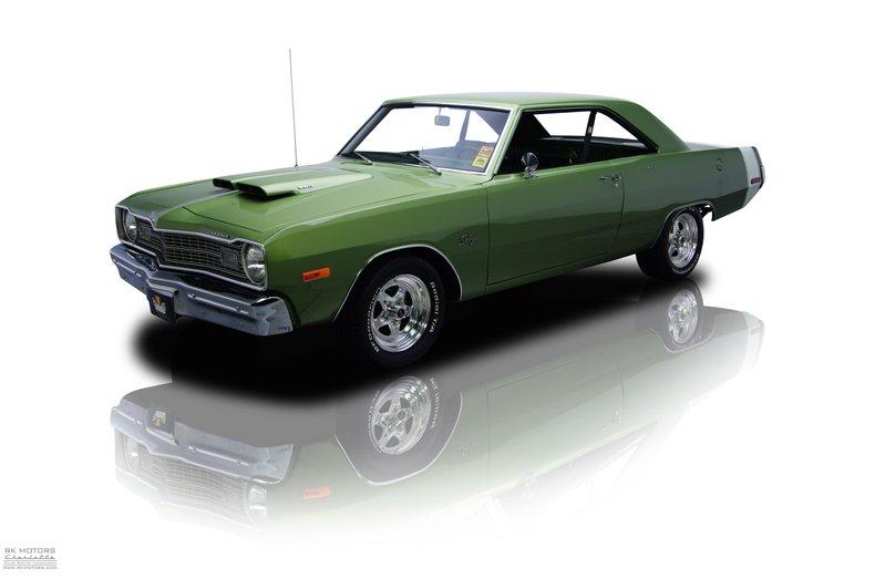 132550 1973 Dodge Dart RK Motors Classic Cars for Sale
