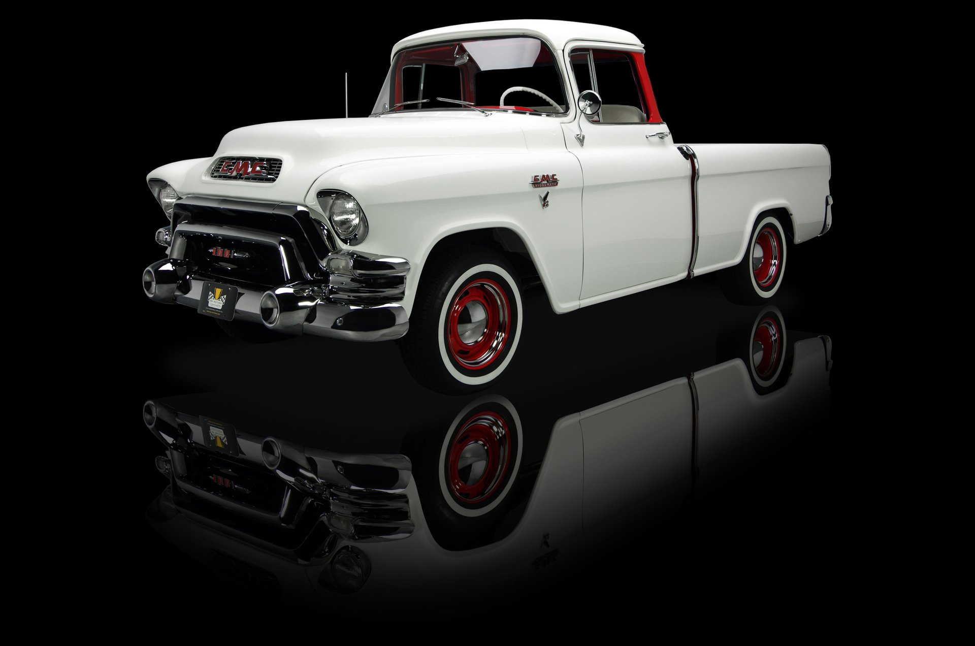 1955 gmc 100 suburban carrier