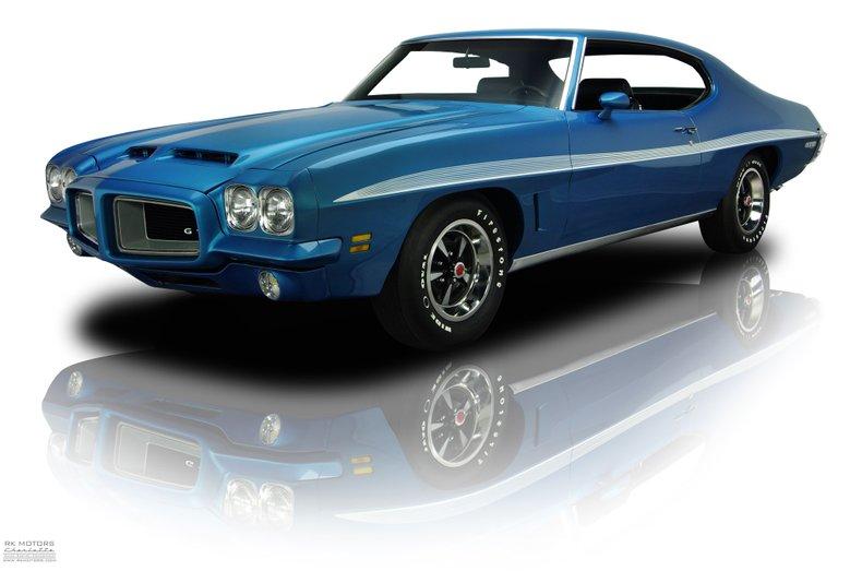 For Sale 1972 Pontiac GTO