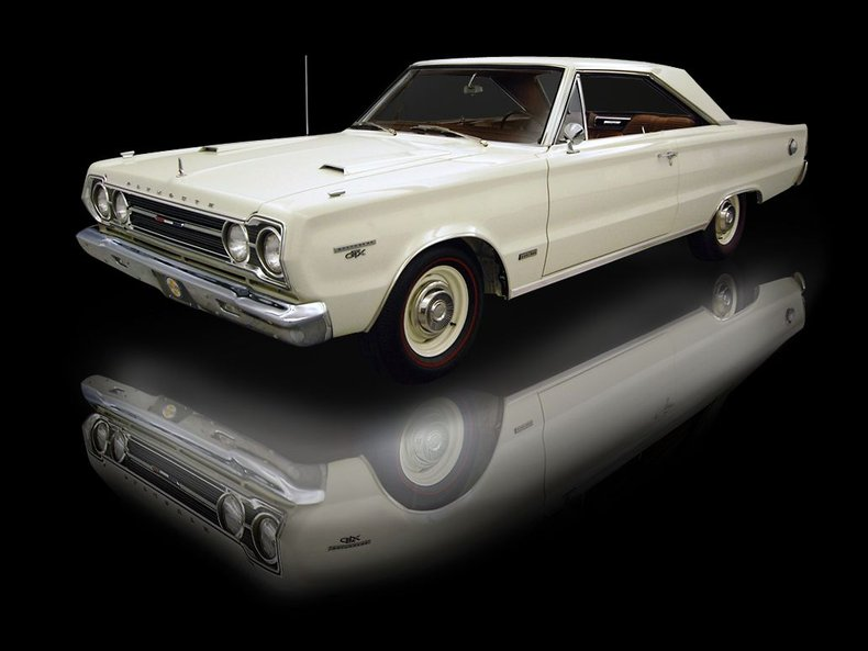 For Sale 1967 Plymouth Belvedere