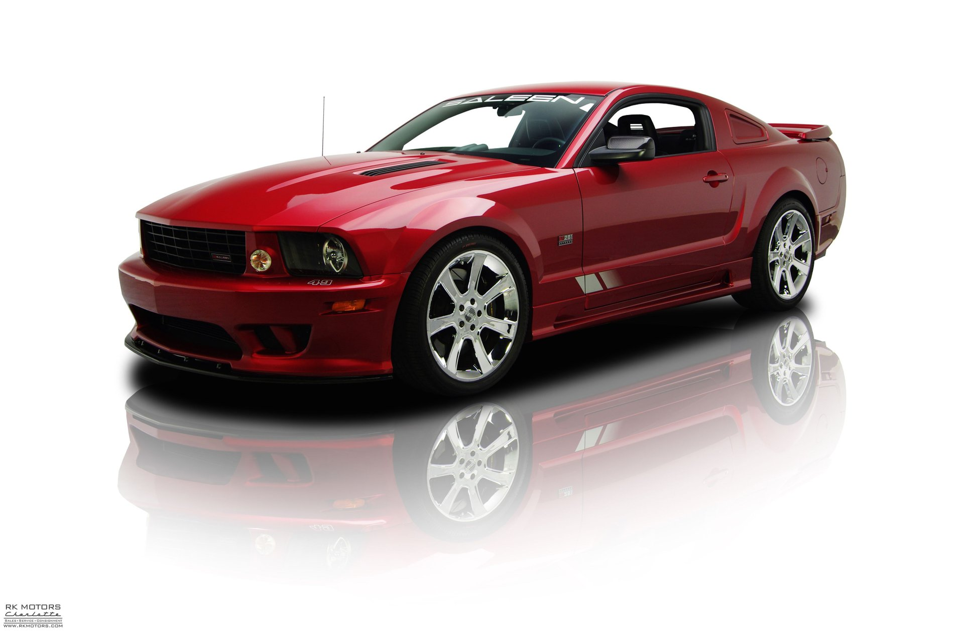 2006 ford mustang s281 extreme