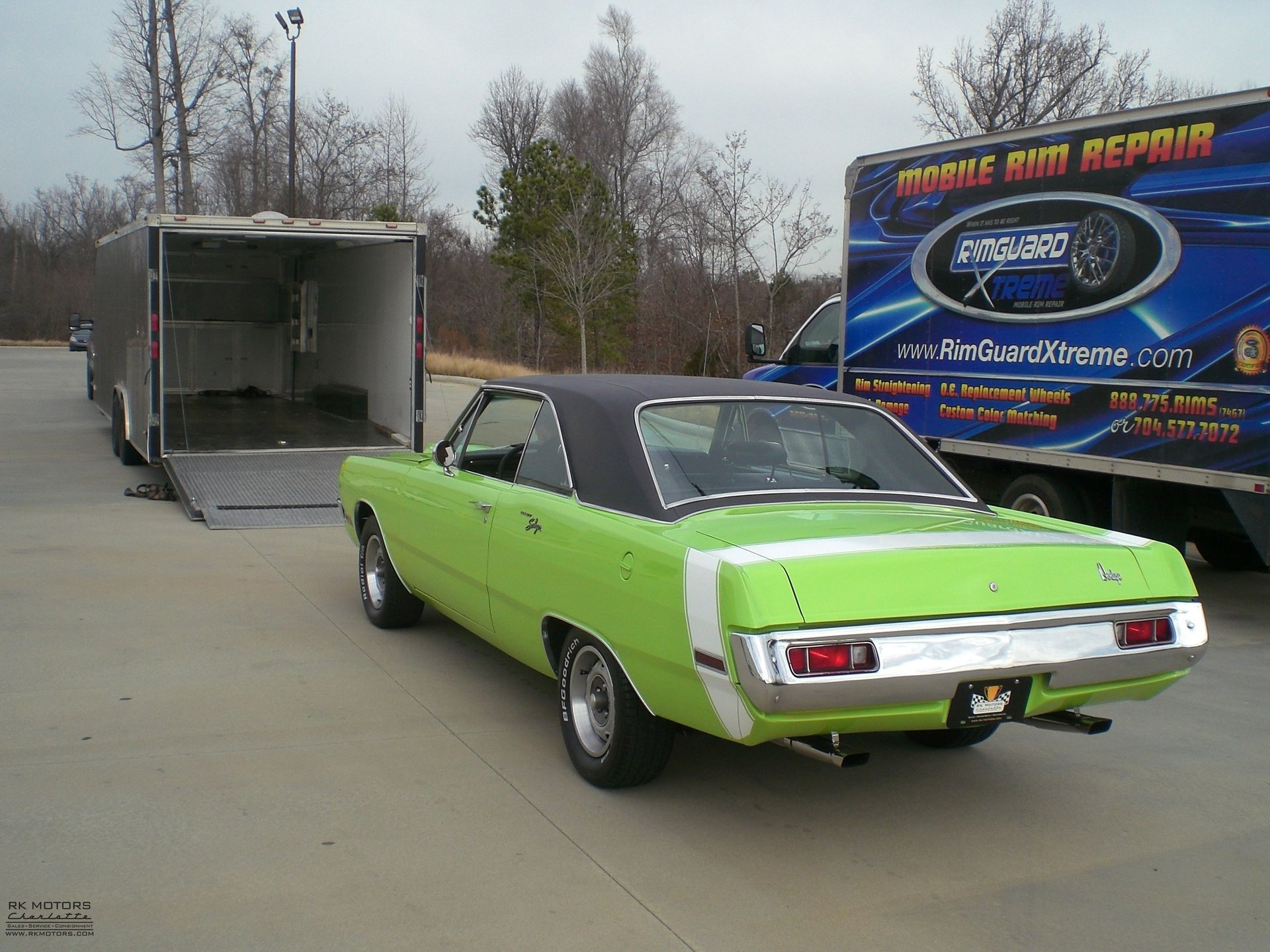 132600 1970 Dodge Dart Rk Motors Classic Cars And Muscle Cars For Sale