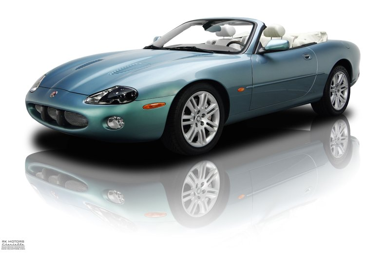 For Sale 2003 Jaguar XKR