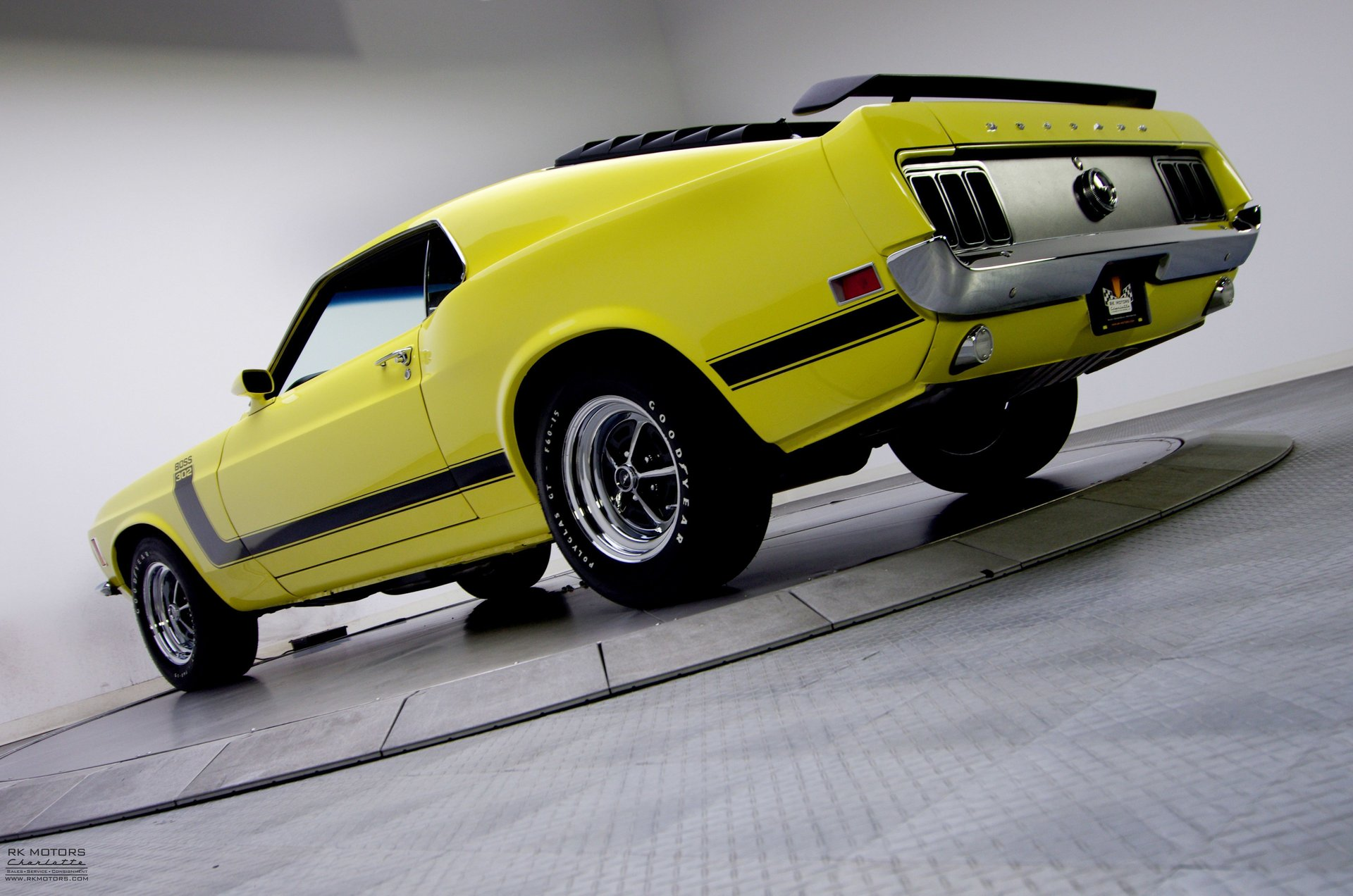 132612 1970 Ford Mustang Rk Motors Classic Cars For Sale Gt