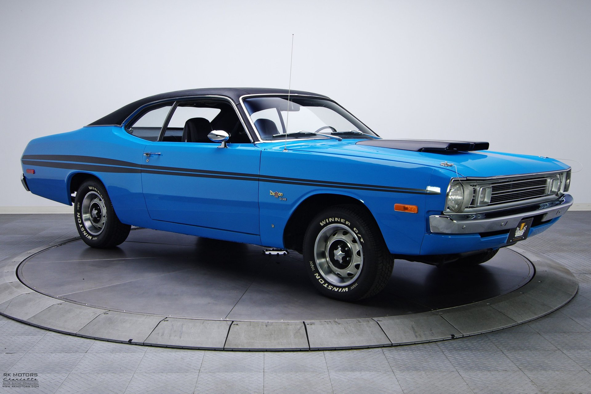 132620 1972 Dodge Demon RK Motors Classic Cars for Sale