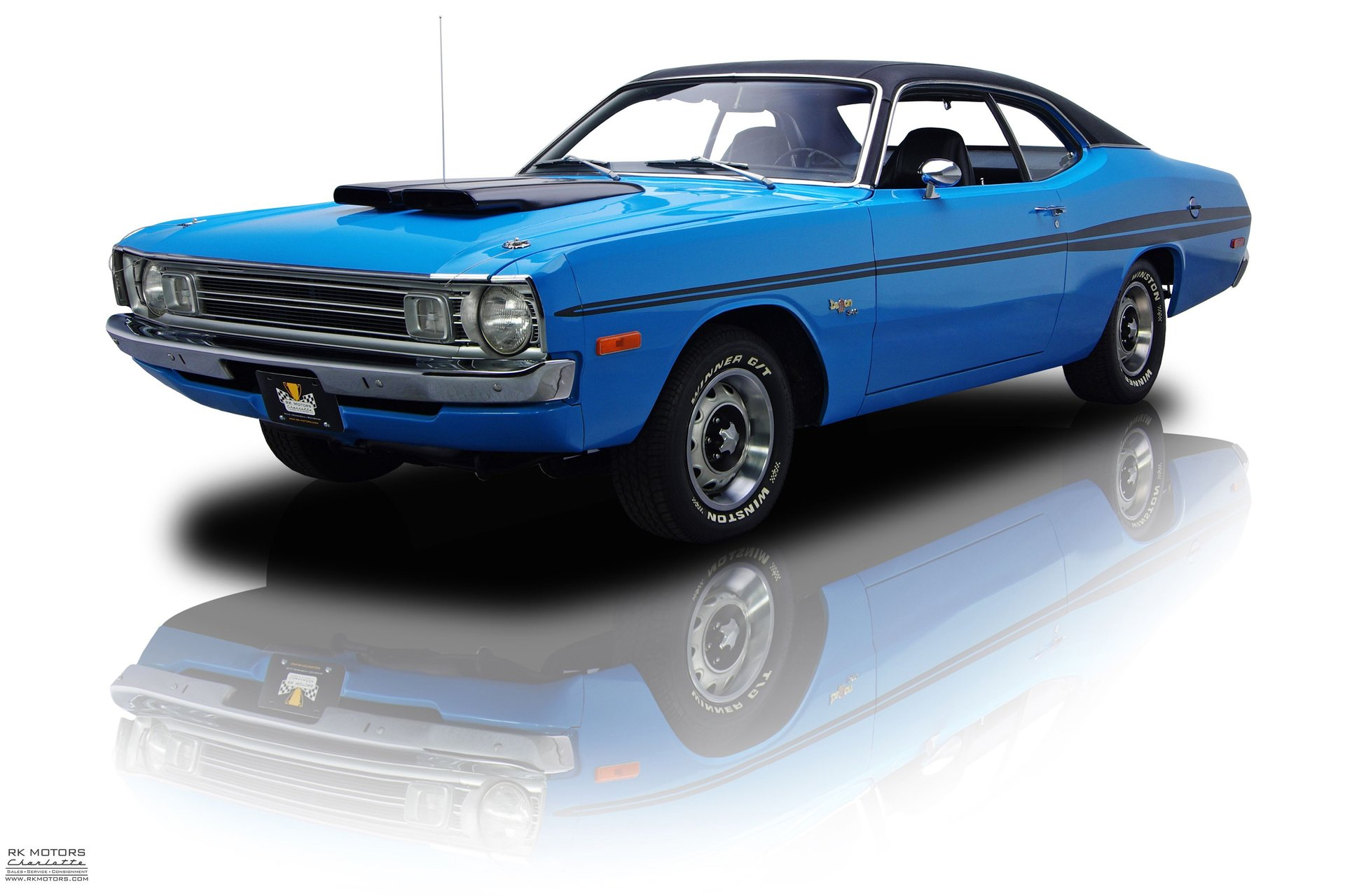 132620 1972 Dodge Demon Rk Motors Classic Cars And Muscle Cars For
