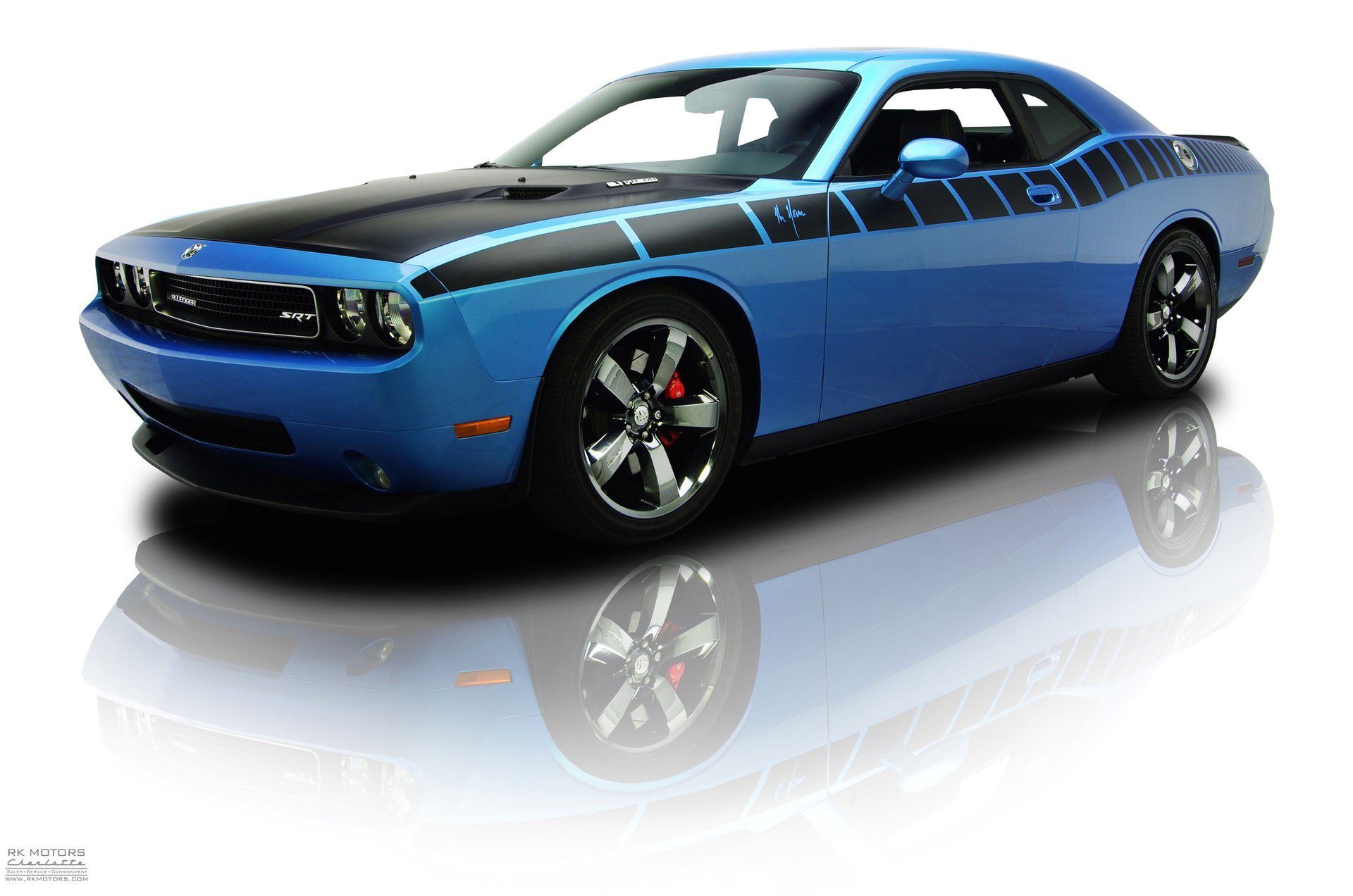 2010 dodge challenger super