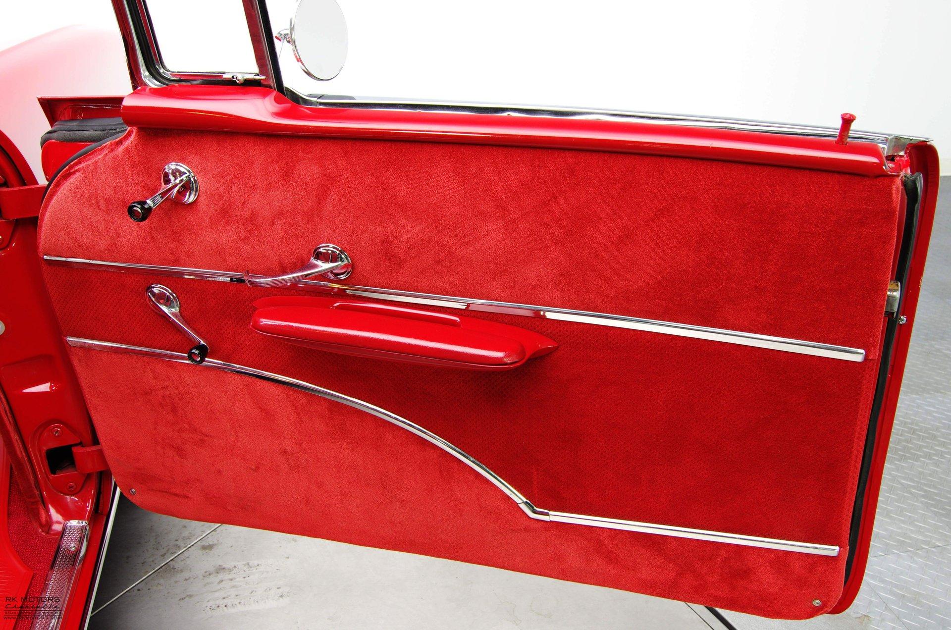 132634 1957 Chevrolet Bel Air RK Motors Classic Cars for Sale