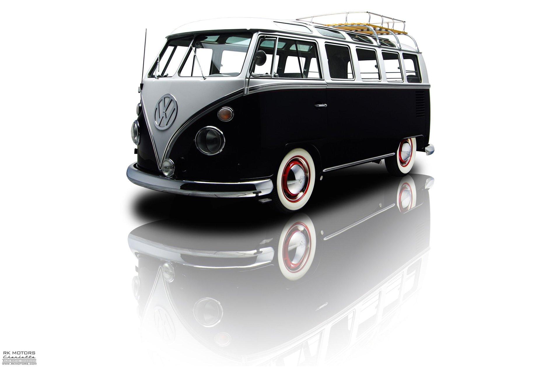 1963 volkswagen microbus 21 window