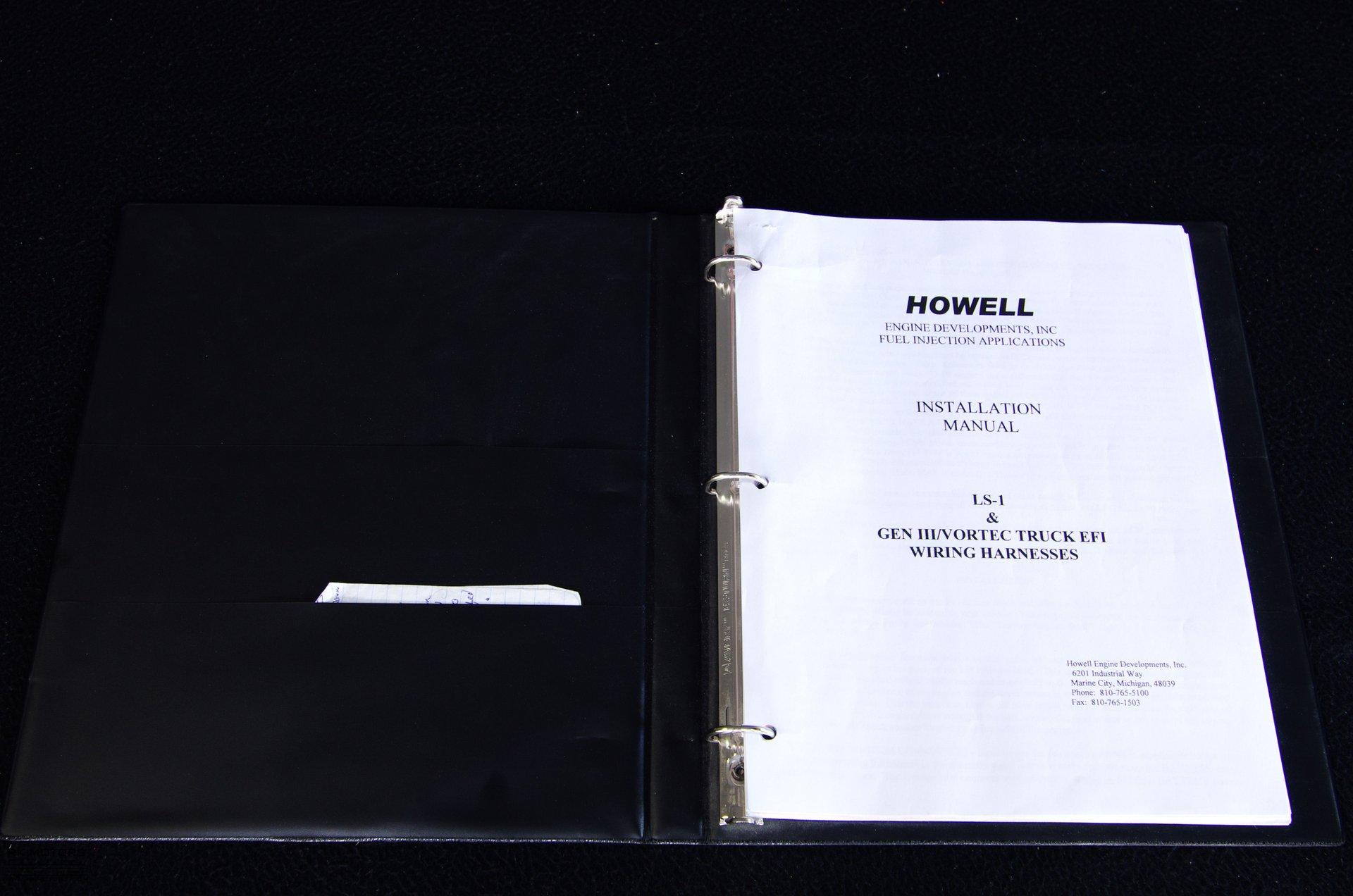 Howell Industries Wiring Harness | Best Wiring Liry on holtz industries, michigan industries, washington industries, sterling industries, clinton industries,