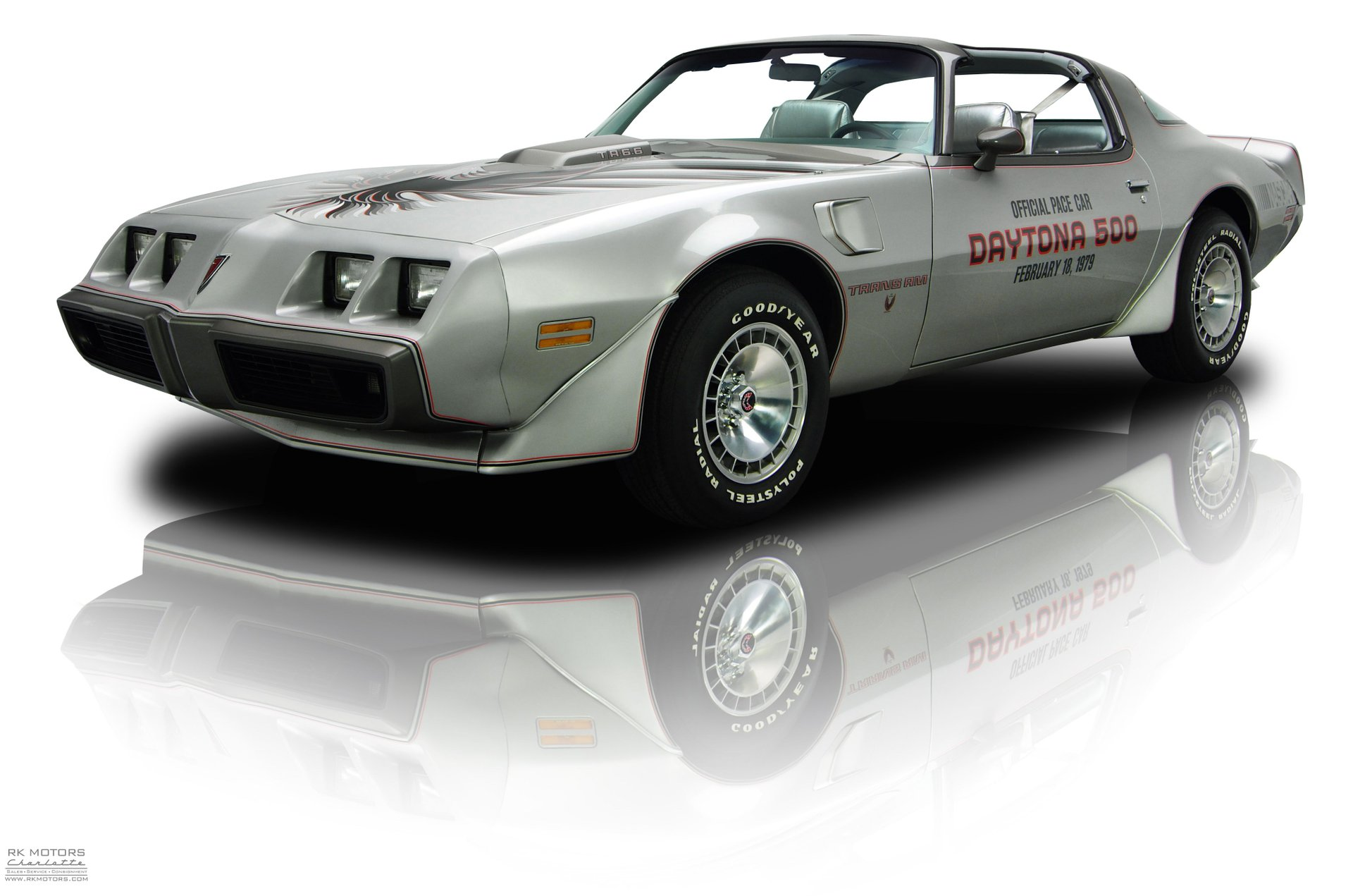 2,560 Actual Mile Trans Am 10th Anniversary 400 4 Speed