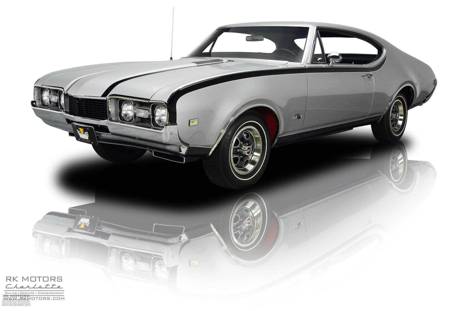1968 oldsmobile cutlass hurst olds