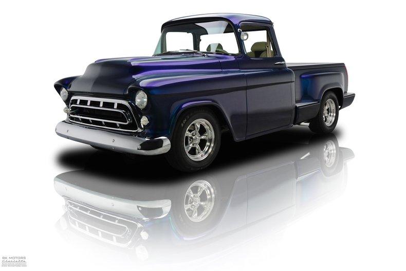For Sale 1957 Chevrolet Stepside