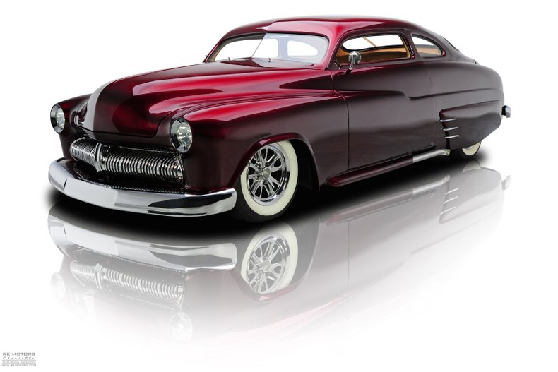 For Sale 1950 Mercury Monterey