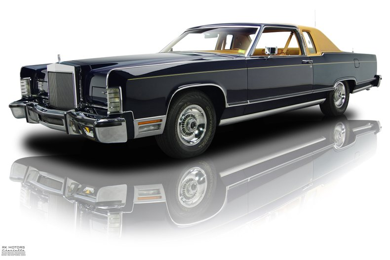 For Sale 1978 Lincoln Continental