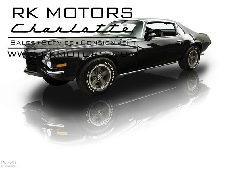 For Sale 1971 Chevrolet Camaro