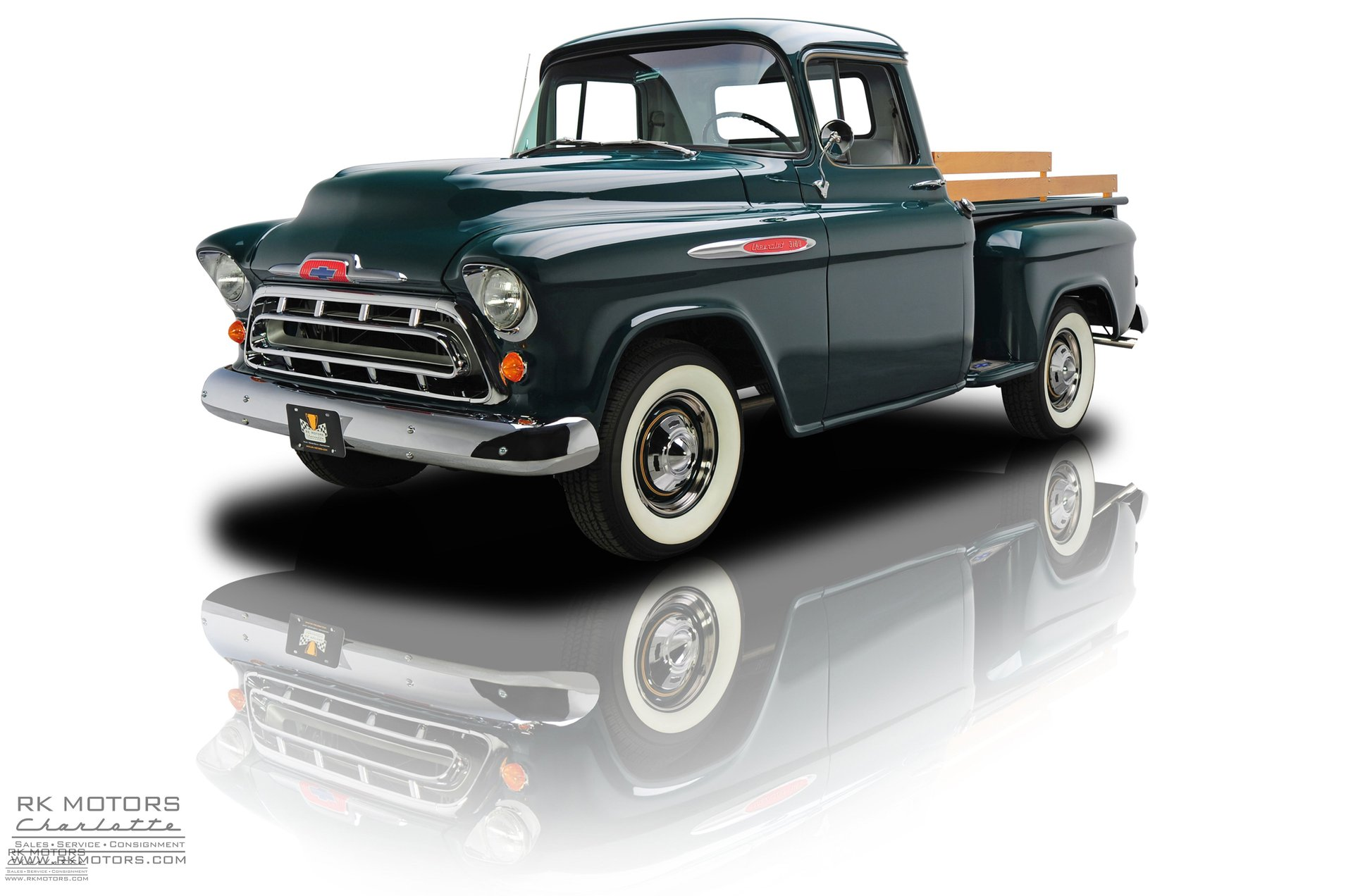 132767 1957 Chevrolet 3100 Rk Motors Classic Cars And Muscle Cars For Sale