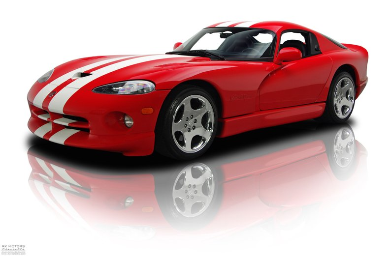 For Sale 2002 Dodge Viper