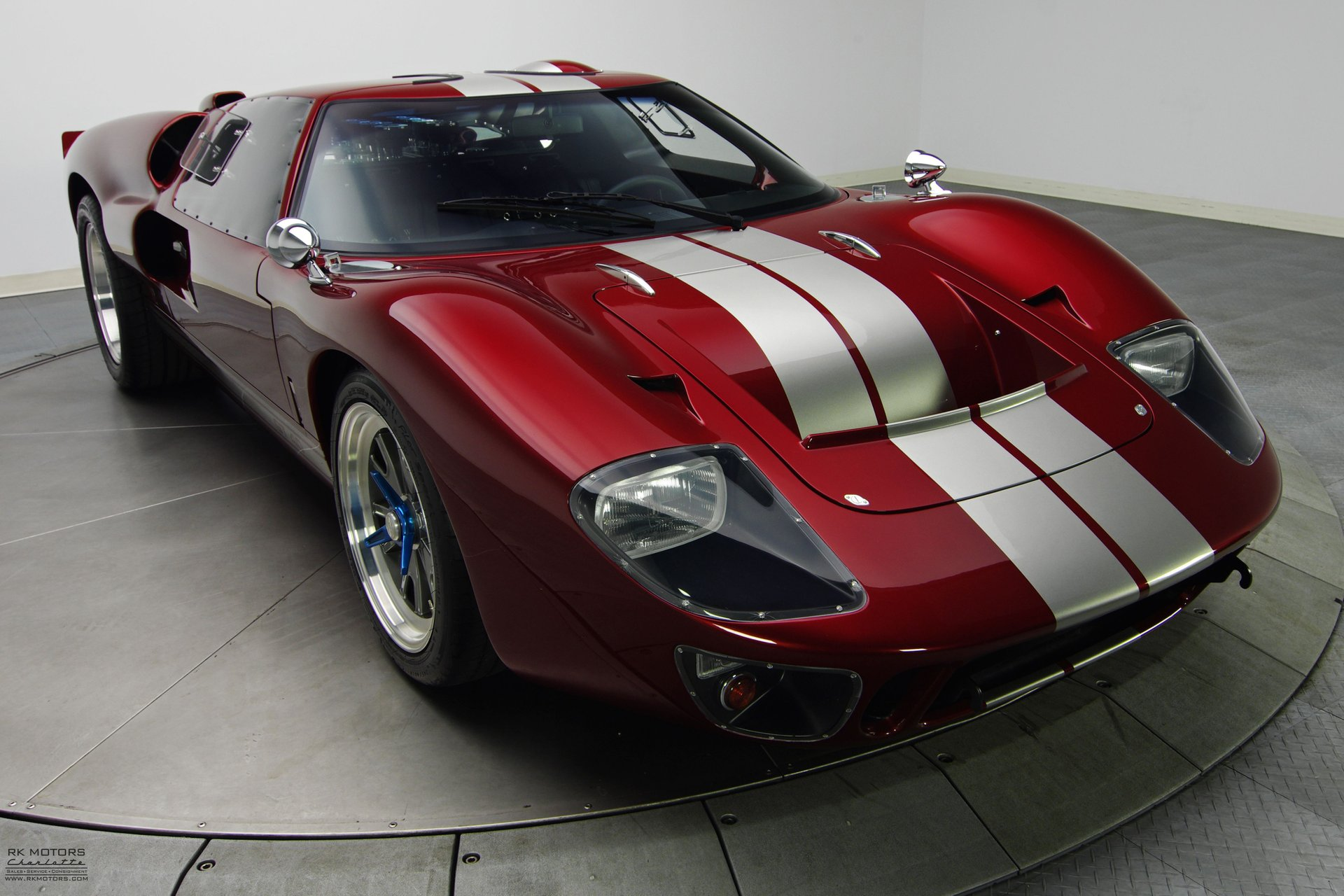 132793 1966 Ford Gt40 Mk Ii Rk Motors Classic Cars And Muscle Cars For Sale