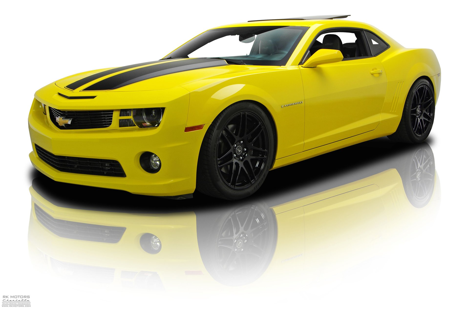 2010 chevrolet camaro rs ss